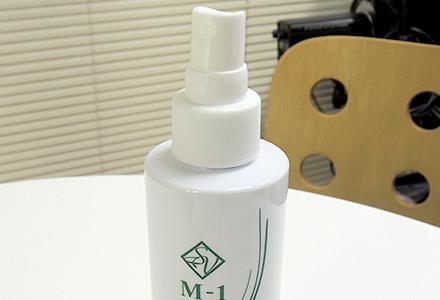 M-1 育毛ミスト スプレー口