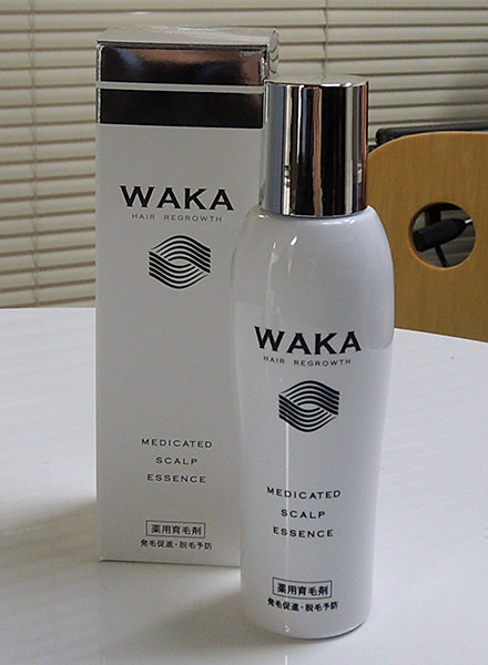 生薬WAKA